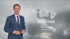 Martin has the latest forecast
