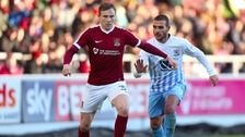 Matt Taylor's time at Northampton has come to an end.