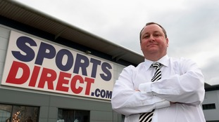 Mike Ashley ups his stakes in Debenhams