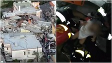 Three brothers pulled alive from rubble of deadly Italy earthquake