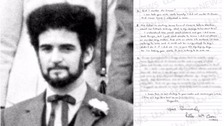 Peter Sutcliffe and the letter to ITV's Christine Talbot