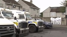 Pipe bomb thrown at Derry home in 'sectarian attack'