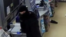 Police have released CCTV images in connection with the incident.