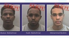 Drug gang members jailed for 61 years