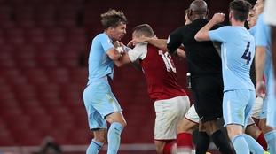 Arsenal fans want 'fiery' Wilshere back in the team