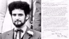 'I didn't kill any men': Yorkshire Ripper writes to ITV News