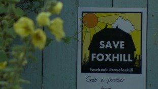 The communities minister could trigger an inquiry into Curo's plans for Foxhill.
