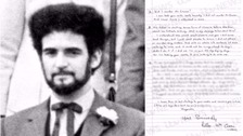 ITV News exclusive: Yorkshire Ripper admits 'I did some bad things'