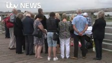 Families gather to mark two years since Shoreham tragedy