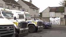 Pipe bomb thrown at home of pregnant teenager