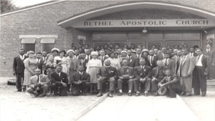 Bishop Dunn set up a church to represent his Apostolic beliefs in 1955.