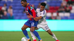 Ipswich Town's youngsters impressed against Premier League Crystal Palace.