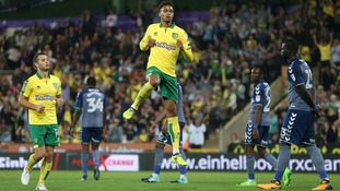 EFL Cup: Norwich City progress to round three, young Ipswich Town side narrowly beaten