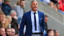 Keith Curle: proud of United's performance