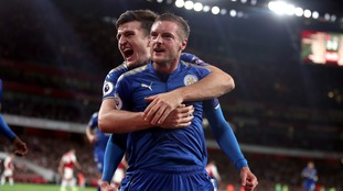 Football transfer rumours: Chelsea considering shock bid for England and Leicester striker Jamie Vardy