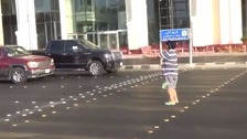 Boy, 14, arrested for dancing Macarena in Saudi street