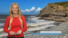 Wales weather: Brightening up and feeling fresher