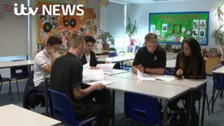 Teenagers face anxious wait for GCSE results