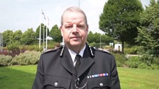 Cheshire Police Chief Constable Simon Byrne