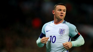 Wayne Rooney has announced his retirement from international football