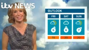 Your latest Granada weather with Emma