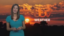 Sunshine and showers for Thursday
