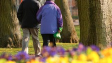 North East adults 'not walking enough' warns PHE