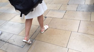 Adults aged 40-60 are being urged to start doing regular brisk walks.