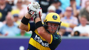 Glamorgan reach first T20 Finals Day since 2004