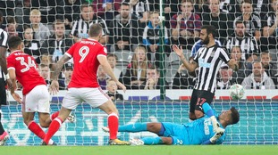 Benitez defends team selection after Newcastle lose to Nottingham Forest in League Cup