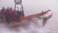 Maryport rescue