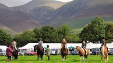 Keswick show cancelled