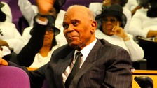 Funeral of black Bishop who started worldwide church