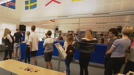 Channel Island students collect GCSE results