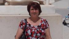 Ana Rebelo was found dead in April.