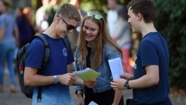 Students across Anglia region celebrate their GCSE results