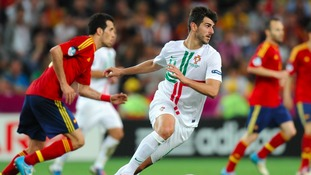 Nélson Oliveira is back in the Portugal squad.