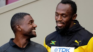 Gatlin said he did not believe the sport would suffer from the departure of Usain Bolt