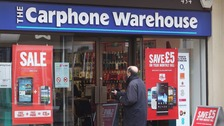 Dixons Carphone have warned its expected full-year profits have been cut.