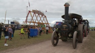 Thousands expected at Dorset Great Steam Fair