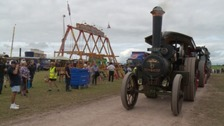 Steam vehicle