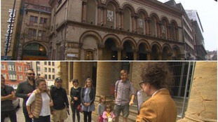 150 years of Colston Hall in Bristol celebrated with theatrical tour