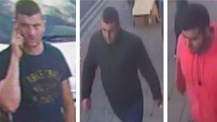 Investigators want to speak to these men.
