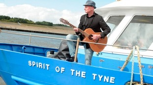 Busking festival to take place on board Shields Ferry