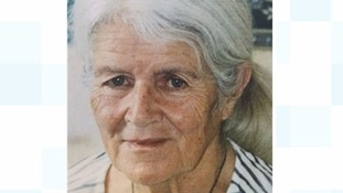 Susan Hicks is missing from her care home in Vane Hill, Torquay.