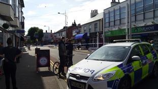 Suspicious package closes Beeston road