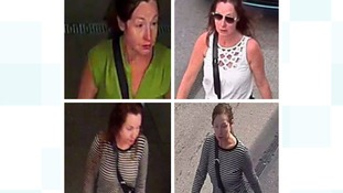 CCTV images showing woman's last moments alive released