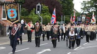 Thousands take part in Royal Black parades