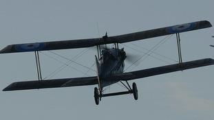 Two men die in Dorset light aircraft crash