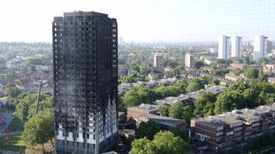 The Government ordered an independent review of cladding panels after Grenfell.